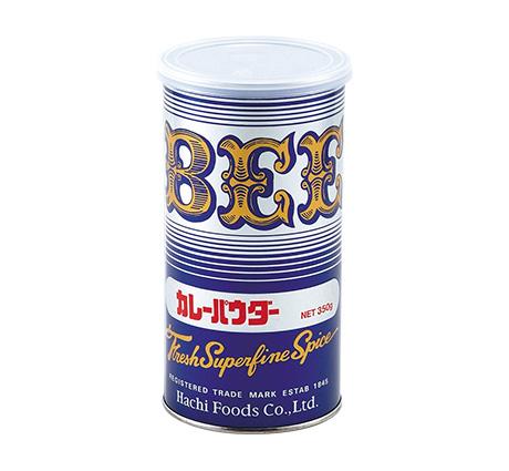カレーパウダー 350g缶