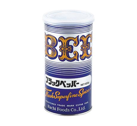ブラックペッパー 400g缶