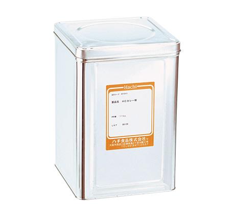 HCカレー粉 1kg袋/11kg缶