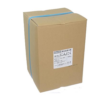 ハチ おろしにんにく 18kg箱